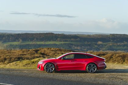 2020 Audi RS 7 Sportback - UK version 9