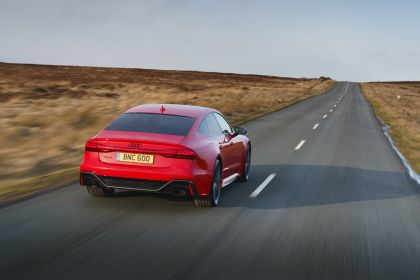 2020 Audi RS 7 Sportback - UK version 29