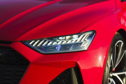 2020 Audi RS 7 Sportback - UK version 86