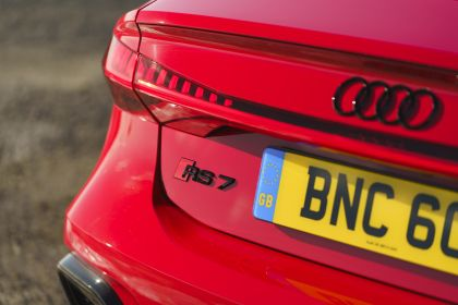 2020 Audi RS 7 Sportback - UK version 103