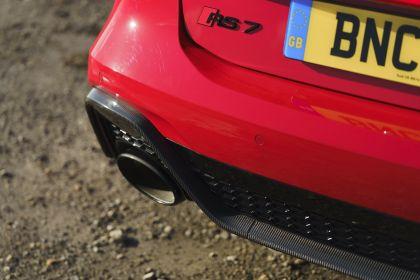 2020 Audi RS 7 Sportback - UK version 106