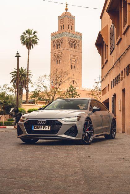 2020 Audi RS 7 Sportback - UK version 120