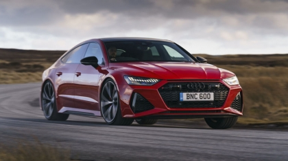 2020 Audi RS 7 Sportback - UK version 2