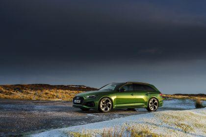2020 Audi RS 4 Avant - UK version 3