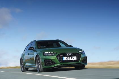 2020 Audi RS 4 Avant - UK version 11