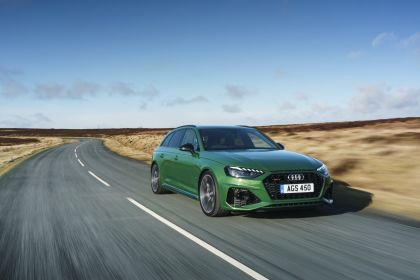 2020 Audi RS 4 Avant - UK version 13