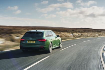 2020 Audi RS 4 Avant - UK version 14