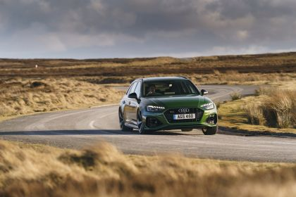 2020 Audi RS 4 Avant - UK version 18