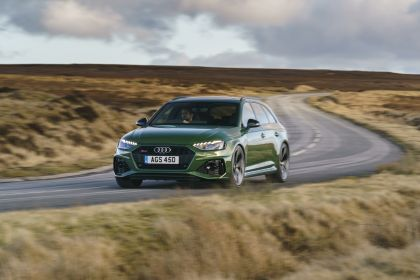 2020 Audi RS 4 Avant - UK version 23