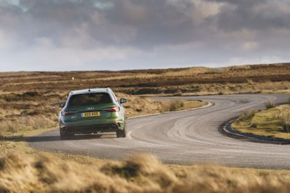 2020 Audi RS 4 Avant - UK version 37