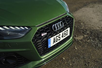 2020 Audi RS 4 Avant - UK version 42