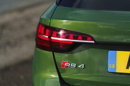 2020 Audi RS 4 Avant - UK version 56