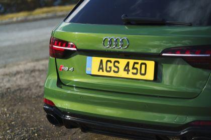 2020 Audi RS 4 Avant - UK version 58