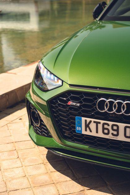 2020 Audi RS 4 Avant - UK version 63