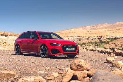 2020 Audi RS 4 Avant - UK version 100