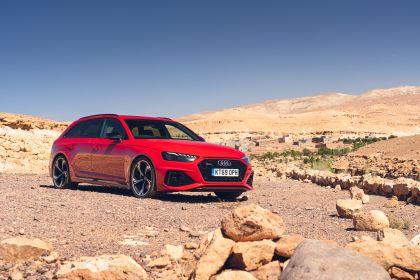 2020 Audi RS 4 Avant - UK version 101