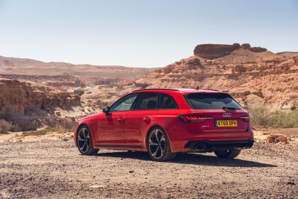 2020 Audi RS 4 Avant - UK version 102