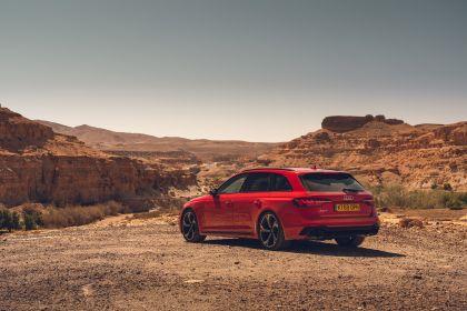 2020 Audi RS 4 Avant - UK version 103