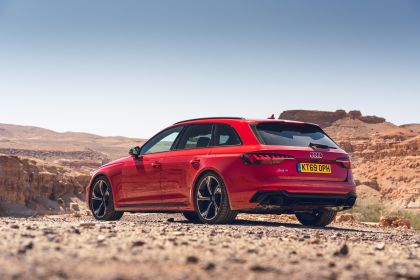 2020 Audi RS 4 Avant - UK version 104