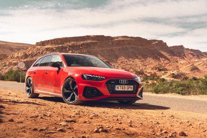 2020 Audi RS 4 Avant - UK version 107