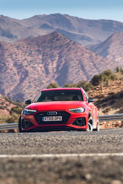 2020 Audi RS 4 Avant - UK version 109