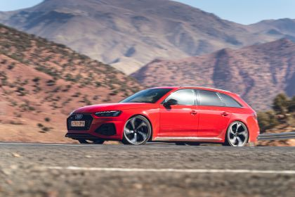 2020 Audi RS 4 Avant - UK version 110