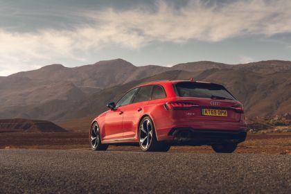 2020 Audi RS 4 Avant - UK version 111