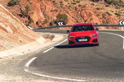 2020 Audi RS 4 Avant - UK version 112