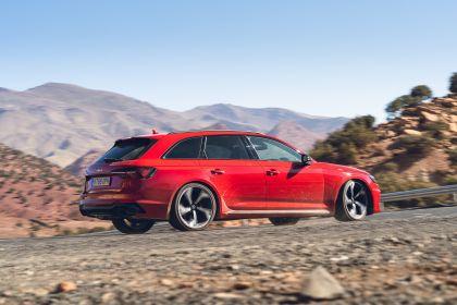2020 Audi RS 4 Avant - UK version 113