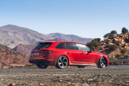 2020 Audi RS 4 Avant - UK version 114