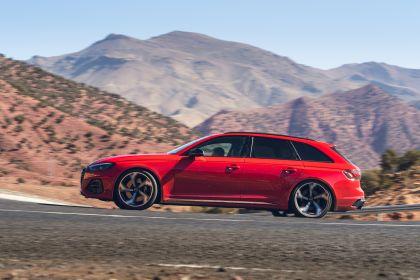 2020 Audi RS 4 Avant - UK version 115
