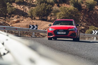2020 Audi RS 4 Avant - UK version 116