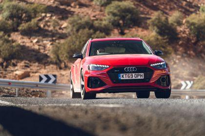 2020 Audi RS 4 Avant - UK version 118