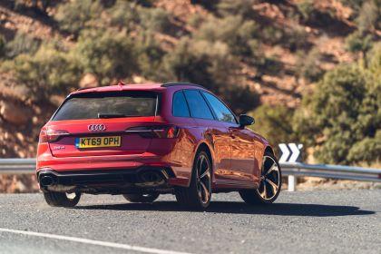 2020 Audi RS 4 Avant - UK version 120