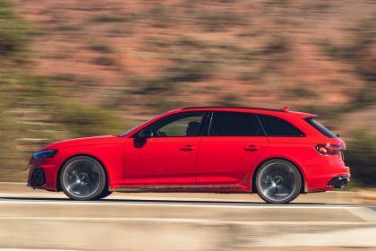 2020 Audi RS 4 Avant - UK version 125