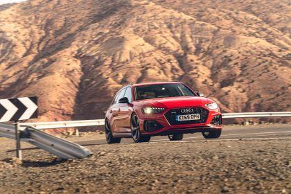 2020 Audi RS 4 Avant - UK version 129