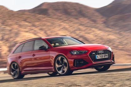 2020 Audi RS 4 Avant - UK version 131