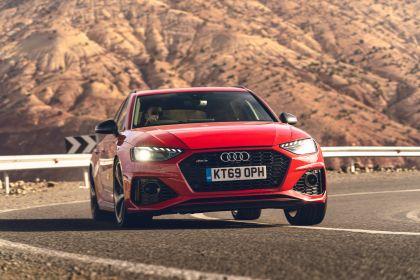 2020 Audi RS 4 Avant - UK version 133