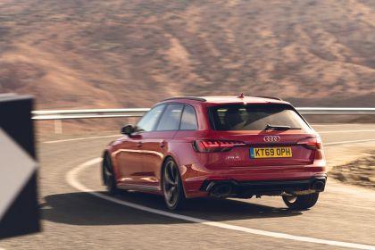 2020 Audi RS 4 Avant - UK version 134