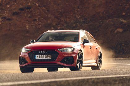 2020 Audi RS 4 Avant - UK version 138