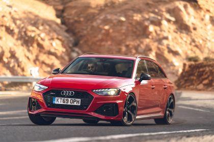2020 Audi RS 4 Avant - UK version 140