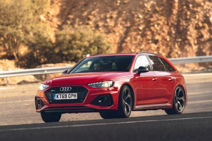 2020 Audi RS 4 Avant - UK version 141