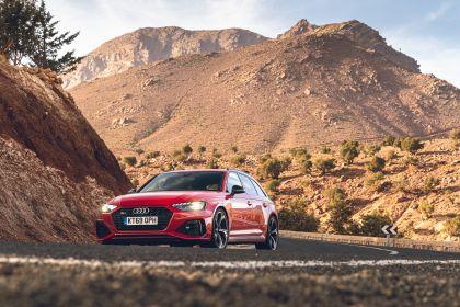 2020 Audi RS 4 Avant - UK version 143