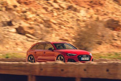 2020 Audi RS 4 Avant - UK version 152