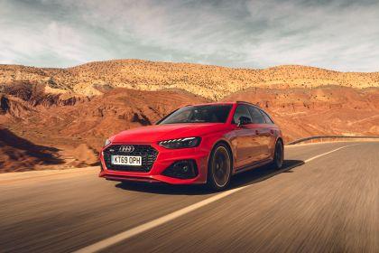 2020 Audi RS 4 Avant - UK version 153