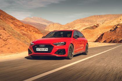2020 Audi RS 4 Avant - UK version 154