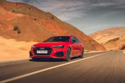 2020 Audi RS 4 Avant - UK version 155