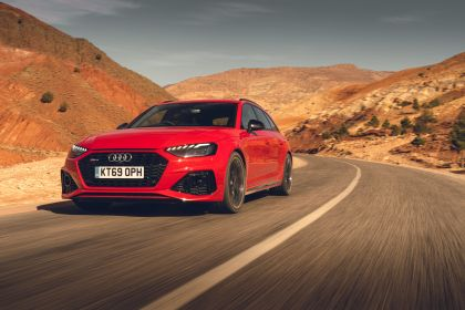 2020 Audi RS 4 Avant - UK version 156