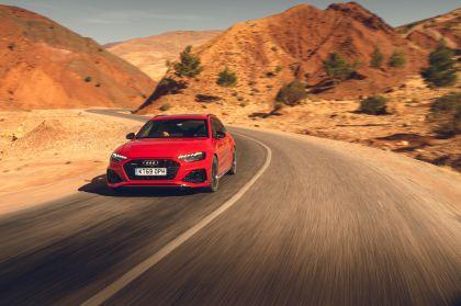 2020 Audi RS 4 Avant - UK version 157