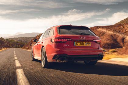 2020 Audi RS 4 Avant - UK version 160